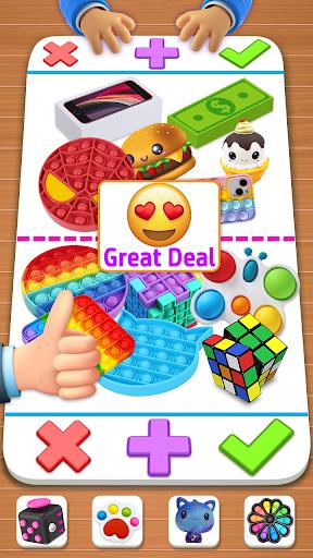 Fidget Trading pop it: Calming Game & Satisfying 1.5 screenshots 9