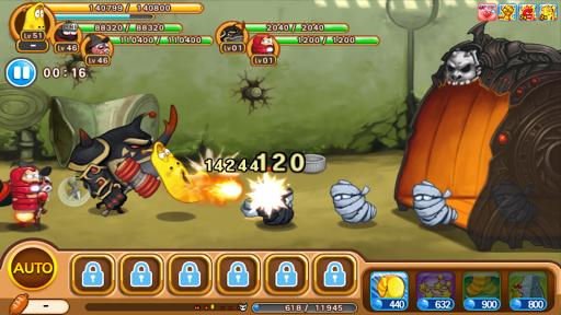 Larva Heroes: Lavengers2020 1.5.1 screenshots 3