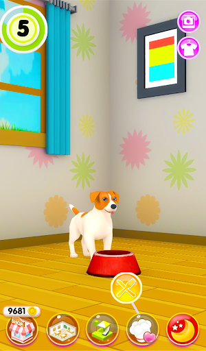My Talking Puppy android2mod screenshots 23