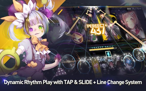 TAPSONIC TOP – Music Grand Prix Mod Apk 1.23.12 (Mod Menu) 8