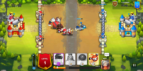 King Rivals: War Clash – PvP multiplayer strategy 1.3.4 3
