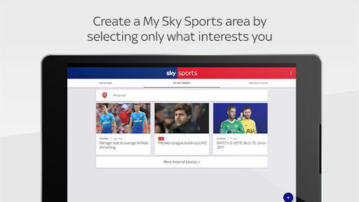 Sky Sports International 1.0.0 Screenshots 11