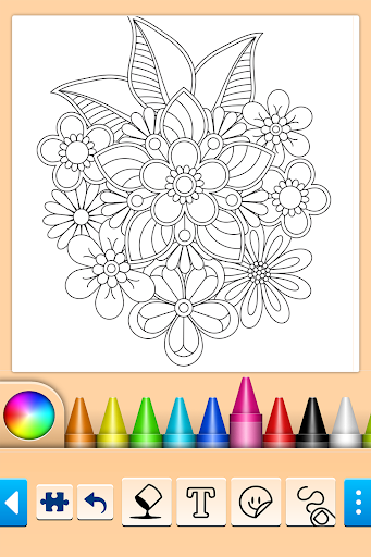 Mandala Coloring Pages 15.2.0 screenshots 9