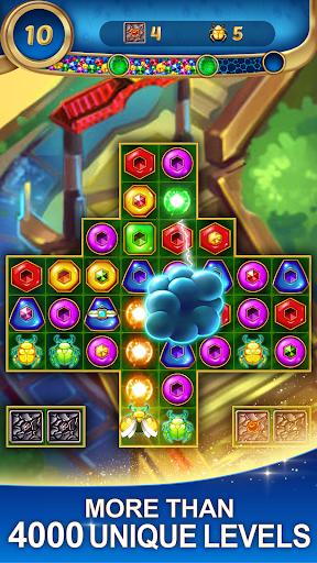 Lost Jewels - Match 3 Puzzle  screenshots 5