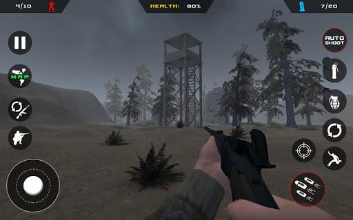West Mafia Redemption: Gold Hunter FPS Shooter 3D screenshots 5