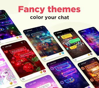 Color Messenger - Themes, Customize chat, Emoji 2.0.1.1