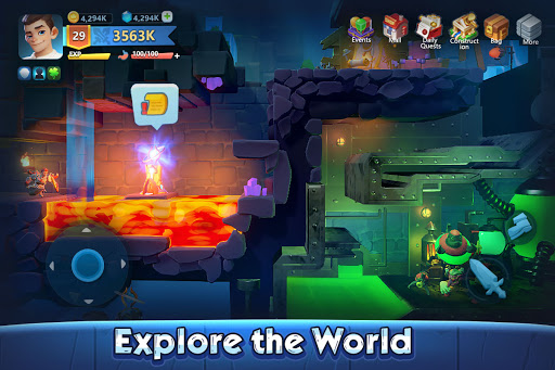 Craft Legend: Epic Adventure 1.2.7 screenshots 11
