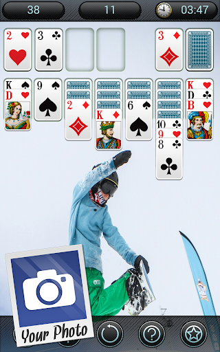 Solitaire free Card Game 2.2.2 screenshots 10