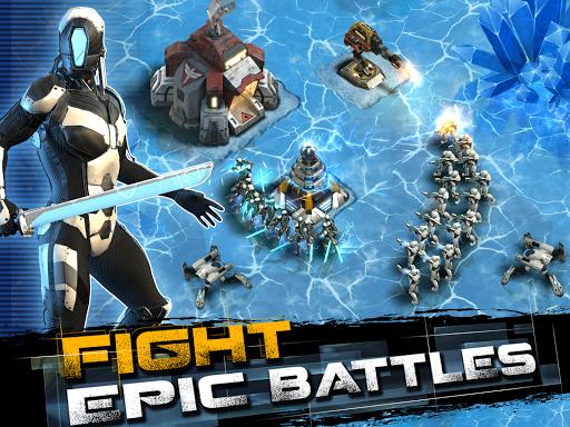 Code Triche Planetstorm: Fallen Horizon apk mod screenshots 3