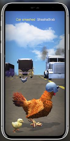 Chicken Royale: Chicken Challenge 3d Viral Appのおすすめ画像3