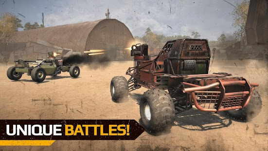 Crossout Mobile - PvP Action Screenshot