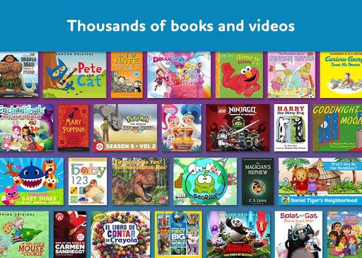 Amazon Kids+: Kids Shows, Games, More 2.1.0.203888 Screenshots 1