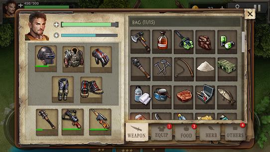Survival Ark : Zombie Plague Island 1.0.4.9 Apk + Mod 5