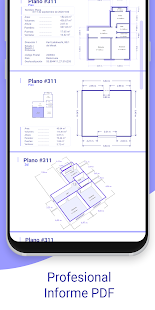 ARPlan 3D: Regla, Tape Measure, Floor Plan Medir Screenshot