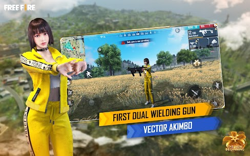 Garena Free Fire-New Beginning 4
