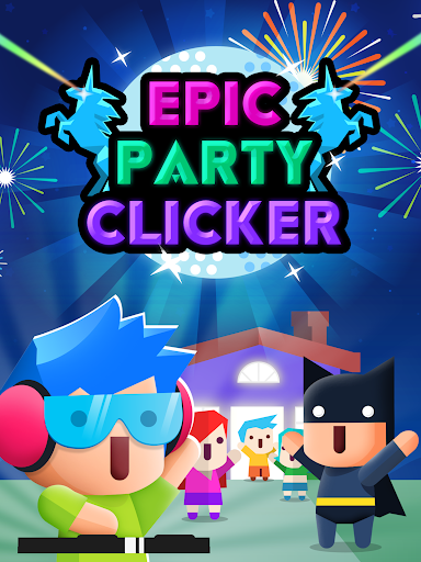 Epic Party Clicker - Throw Epic Dance Parties! 2.14.9 screenshots 15
