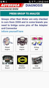 Diagnosis Faults Electronics Cars OBD2 1.0.230 Screenshots 5