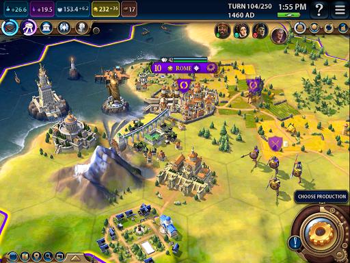 Civilization VI - Build A City | Strategy 4X Game  Screenshots 7