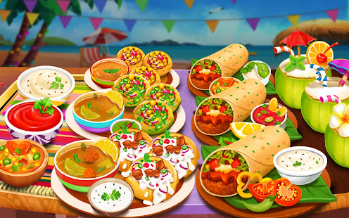 Cooking Platter: New Free Cooking Games Madness 3.2 Screenshots 1
