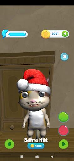 lucy the virtual kitty cat screenshot 3