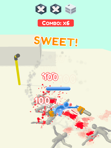 Jelly Fighter: Color candy & stickman games 0.7.0 screenshots 17