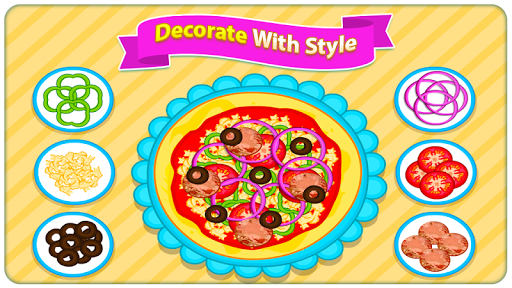 Baking Pizza - Cooking Game  screenshots 16