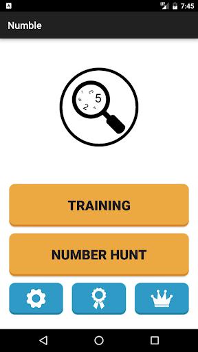 numble - brain training screenshot 1