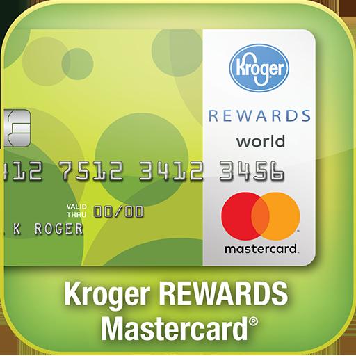 "Kroger REWARDS Credit Card App – ""Google Play"" programos"