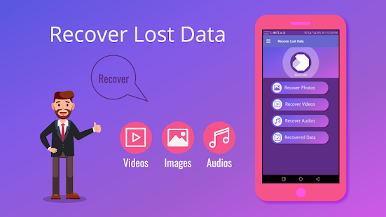 Photo recovery : Recovery Software : Recuva App Screenshot