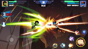 Stickman Heroes Fight - Super Stick Warriors