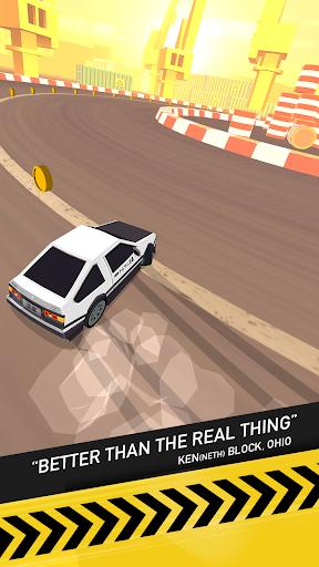 Thumb Drift u2014 Fast & Furious Car Drifting Game  screenshots 5