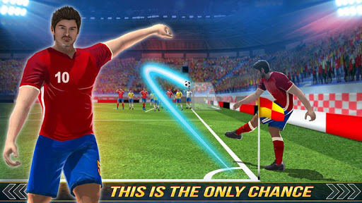 Football Soccer League - Play The Soccer Game android2mod screenshots 6