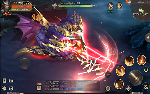 MU Archangel 1.0.3 screenshots 6