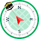 速い キブラ ファインダ :見つける 正確な キブラ 方向