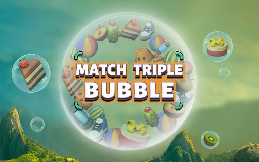 Match Triple Bubble - Match 3D & Master Puzzle  screenshots 24