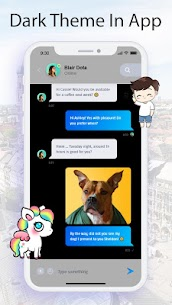 Messenger – Free Messages,Text,Call Id,Video Chat 4