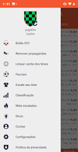 Parciais CFC 2.6.13 screenshots 1