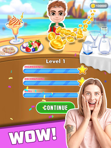 Fruit Blender 3d- Juice Game screenshots 10