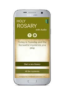 HOLY ROSARY with AUDIO 1.3.42 (Ene 2020) Android Mod APK 2