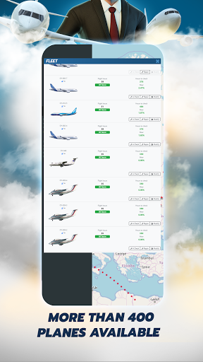 Airline Manager 4 - Plane Tycoon 2021  screenshots 3