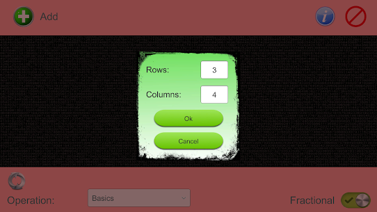 Matrix math calculator 4.2 APK + MOD Download 2