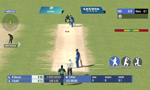 Sachin Saga Cricket Champions 1.2.56 screenshots 3
