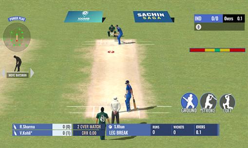 Sachin Saga Cricket Champions APK Download 3