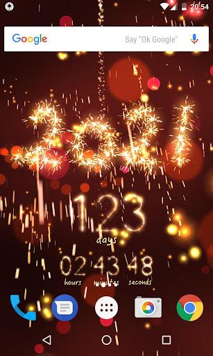 New Year 2021 countdown 5.2.5 Screenshots 1