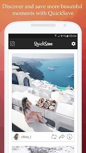 QuickSave for Instagram Premium Apk (Premium Unlocked) 6
