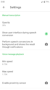 Transcriber for WhatsApp – Audio To Text For Whatsapp 5