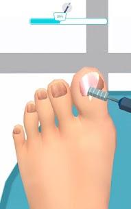 Foot Clinic – ASMR Feet Care APK MOD HACK (No Ads) 5