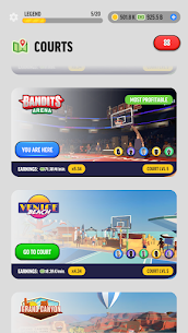 Basketball Legends Tycoon MOD APK (Unlimited Money/Gold) 7