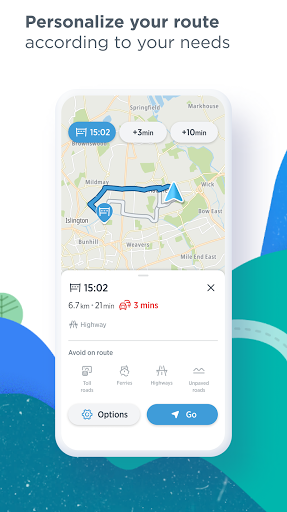 TomTom AmiGO - GPS Navigation android2mod screenshots 4