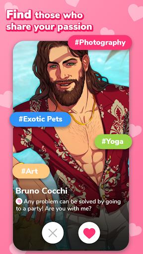 MeChat - Love secrets apkslow screenshots 16